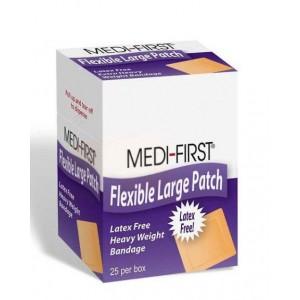 Patch 2x3 Flexible Woven Adhesive 25/BX 36/CS