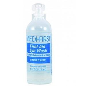 Eye/Skin Wash 4oz Sterile 48/CS