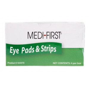 Pad Eye Adhesive 4/PK 10/CS