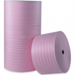 Pink Anti-Static Foam Rolls