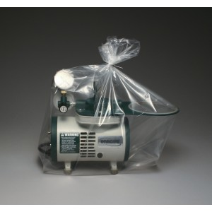 Bag Poly 12x30 1.25Mil Blue-Tint 150/RL