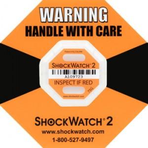 Shock Watch 2: Serialized Rating 75G Orange 100/BX