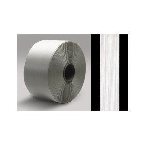 Strapping Polypro .75x2100' Strand White 4Coil/CS