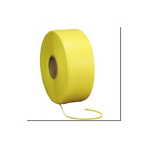 Strapping Polypro .25x.024x18000' Yellow 8x8 #MA1420 RD35086
