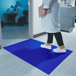"Cleanroom Sticky Mats/Tacky Mats - 18"" x 36"""
