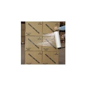 Stretch Film 18x1500' 65GA Clear Hand Grade Blown 4RL/CS 36/PLT