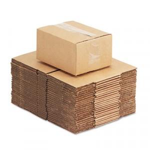 RSC 6x4x3  Kraft Corrugated Boxes