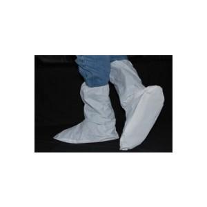 """Boot Cover 15"""" Vinyl Anti-Skid Sole Elastic Ankle Universal 200PR/CS"""