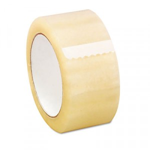 Tape Sealing 3x55yd 3.6Mil Super Duty Clear 24RL/CS 90/PLT