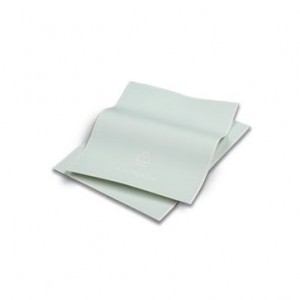 Paper Sheets Cleanroom 8.5x11 Ultraclean Blue/White 100/PK 10/CS