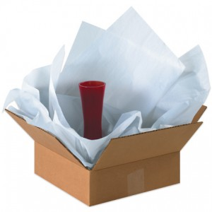 Tissue Paper - White  (1,000 sheets per pack)