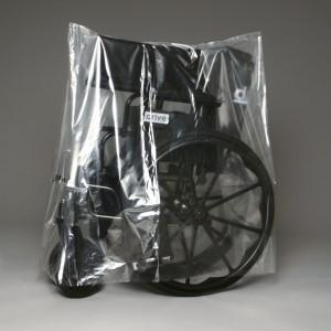 Bag Poly 28x35 1.5Mil Blue-Tint 150/RL