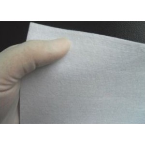 Nonwoven Polyester Cleanroom Wipes, Hydroentangled
