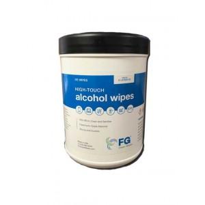 Wipe Polycellulose Pre-saturated 5x5 70%Ipa/30%Di Cleanroom 170/CN 6/CS