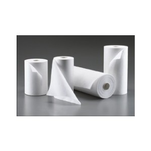 Polyester/Cellulose Nonwoven Cleanroom Wipe Rolls