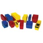 "Store-More 6"" Shelf Bins (QSB Series)"