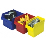 "Store-Max 8"" Shelf Bins (QSB Series)"