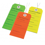 Stamps & Equipment Tags