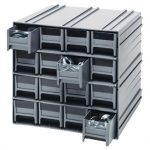 Interlocking Storage Cabinets (QIC Series)